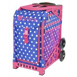 Polka Botz Pink frame