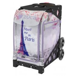Meet me in Paris Black frame