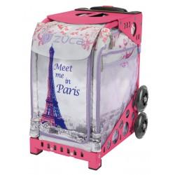Meet me in Paris Pink frame