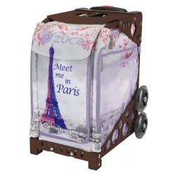 Meet me in Paris Brown frame