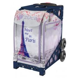 Meet me in Paris Navy frame
