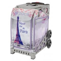 Meet me in Paris Grey frame