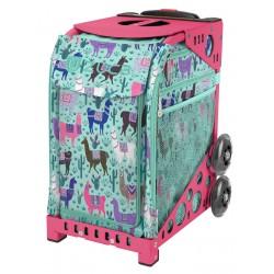 Lama Rama Pink frame