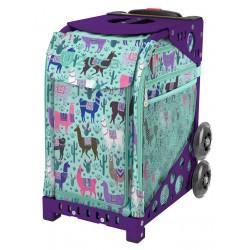 Lama Rama Purple frame