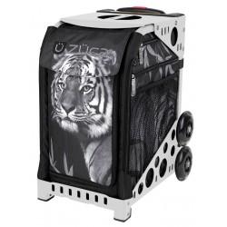 Tiger White frame