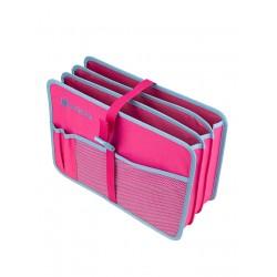 Document Organiser Pink/Blue