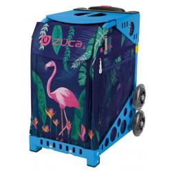 Flamingo Blue frame