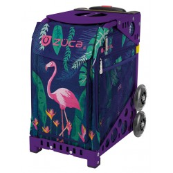 Flamingo Purple frame