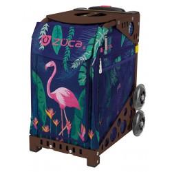 Flamingo Brown frame
