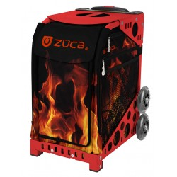 Blaze red frame