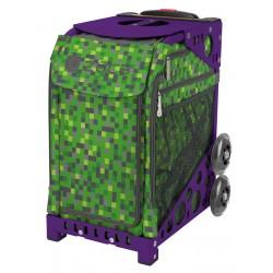 Green Screen Purple frame