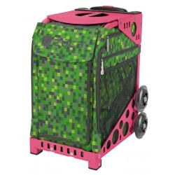 Green Screen Pink Frame