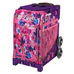 Romantic Botanic Purple frame