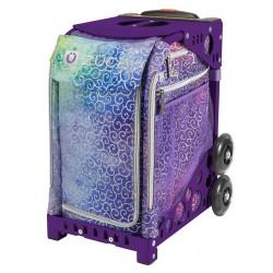 Sparkle n Swirlz Purple frame