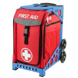 First Aid Blue frame