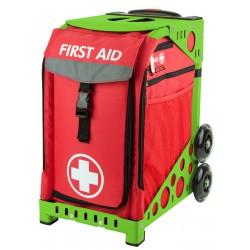 First Aid Green frame