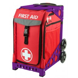 First Aid Purple frame