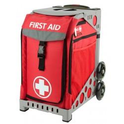First Aid Grey frame