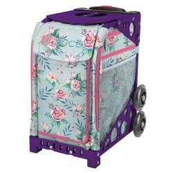 Blooms Purple frame