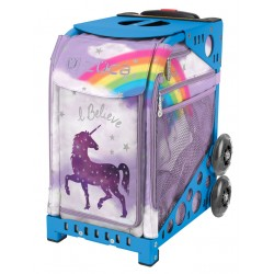 Unicorn Blue frame