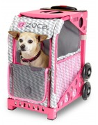Houndstooth Pink Pet